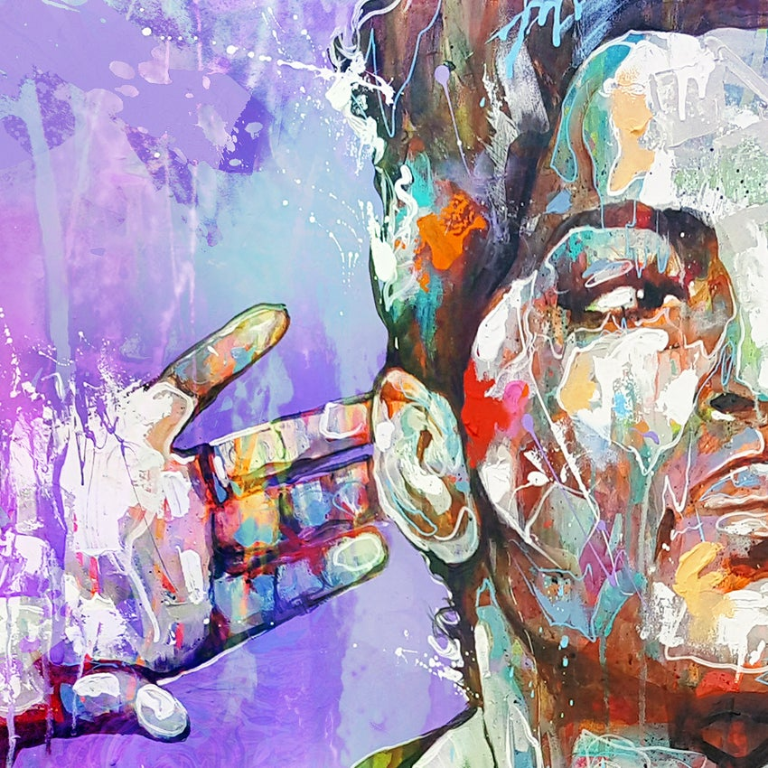 "Image of ""Prince"" Open Edition Print - FREE WORLDWIDE SHIPPING!!!"