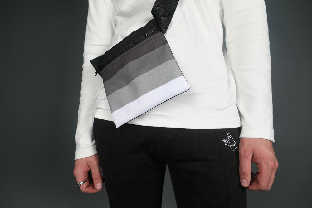 Image of Gradient Sling Pouch PREORDER