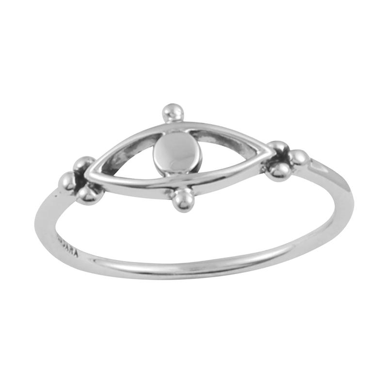 Image of Sterling Silver Dara Helix Ring