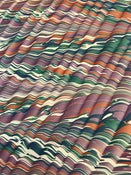 Image of Pattern #15 'Technicolour Ripple'