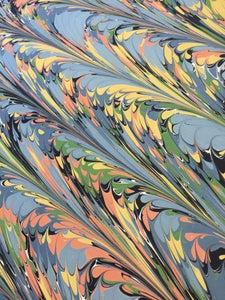Image of Pattern #46 diagonal comb