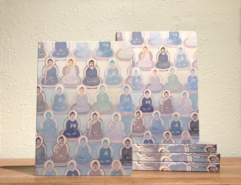 Image of Blue Buddha Journal