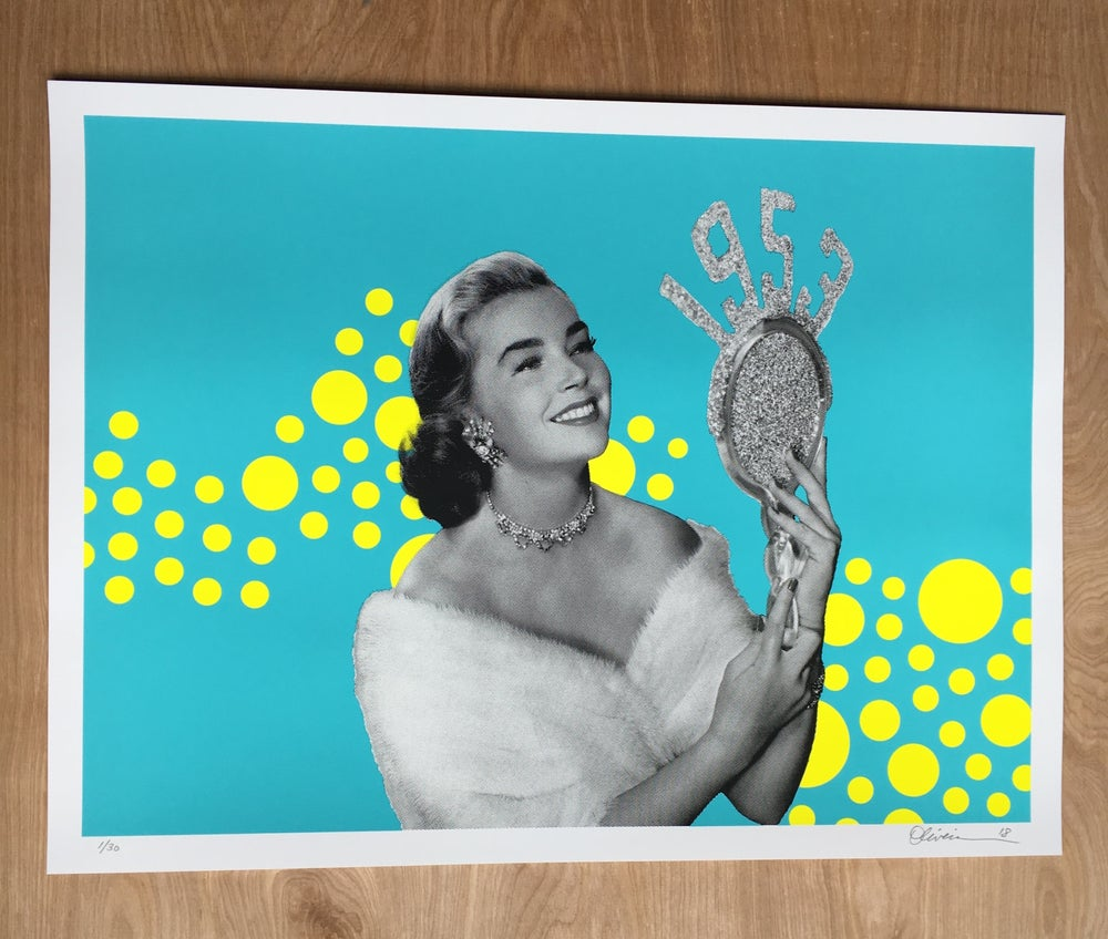 """Image of """"1953"""" - Turquoise Edition"""