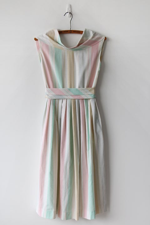 Image of SOLD Lanz Originals Pastel Dreams Dress