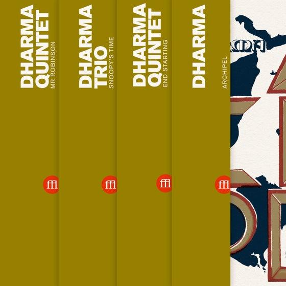 Image of DHARMA QUINTET - DHARMA TRIO - DHARMA - SPECIAL PRICE BUNDLE - PRE-ORDER