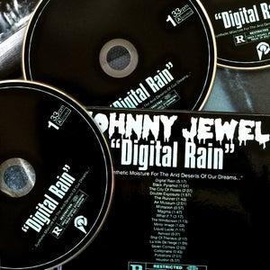 "Image of JOHNNY JEWEL ""Digital Rain"" Compact Disc"