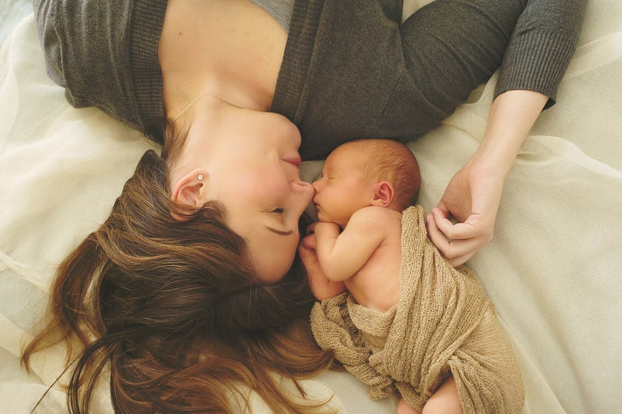 Image of A Mother's Love Session.