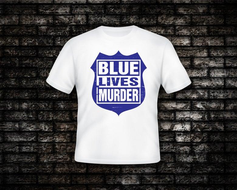 Image of Blue Lives Murder