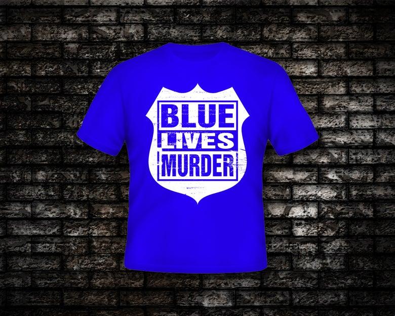Image of Blue Lives Murder Reverse