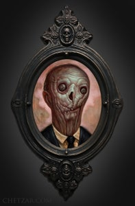 """Image of """"Mr. Wilson"""" Limited Edition Giclee with Custom Frame- Pre Order"""