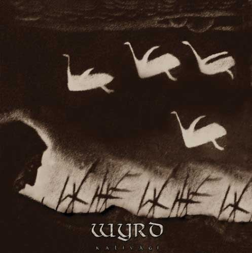 "Image of WYRD ""Kalivagi"" CD 2009"