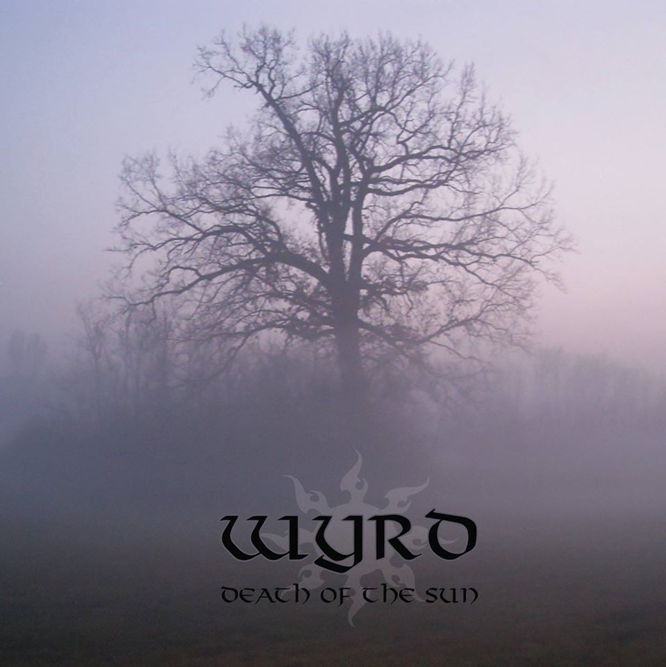 """Image of WYRD """"Death of the Sun"""" CD 2016"""