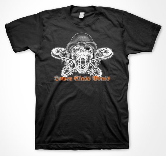 Image of Two Color Rabid Droogskull Shirt