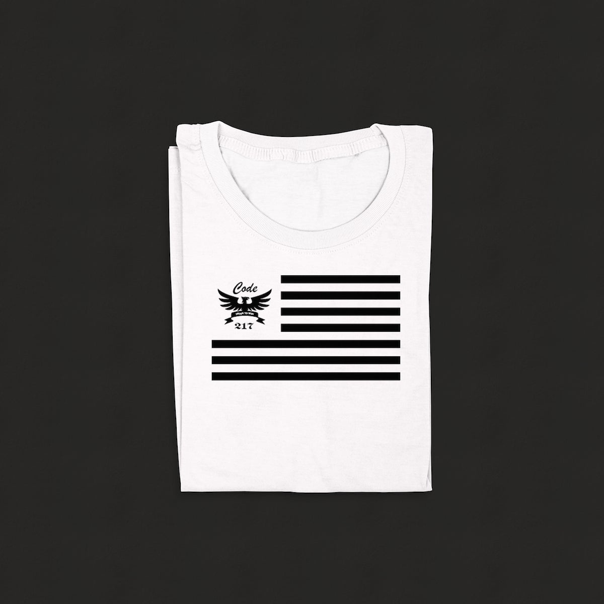Image of 217 Flag T-Shirt