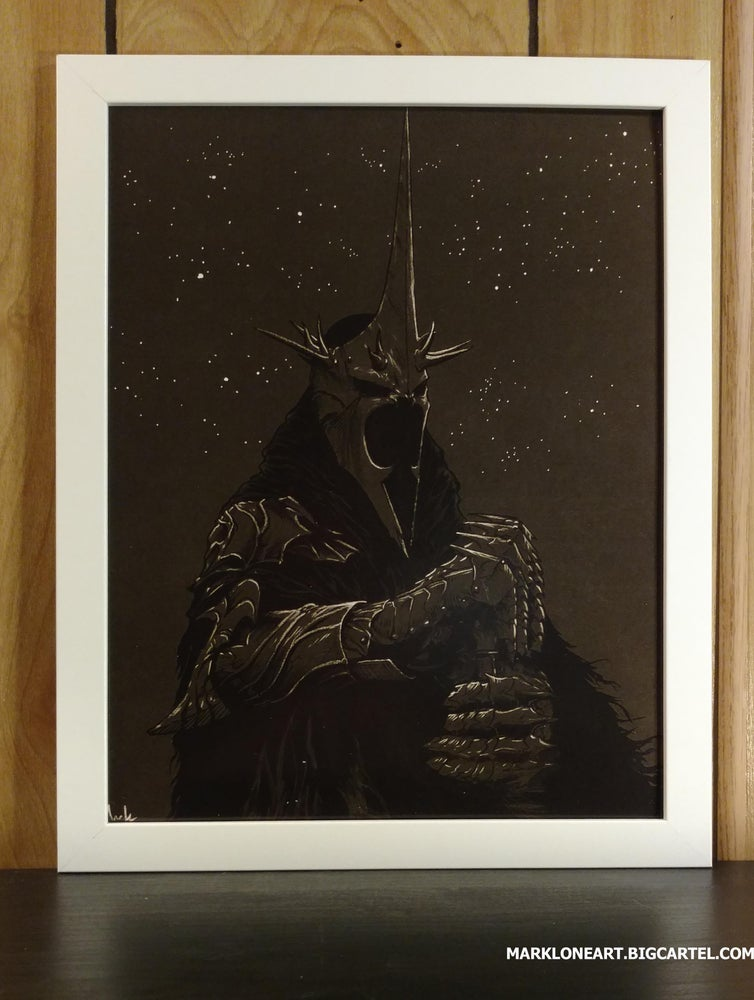 Image of the Nazgul