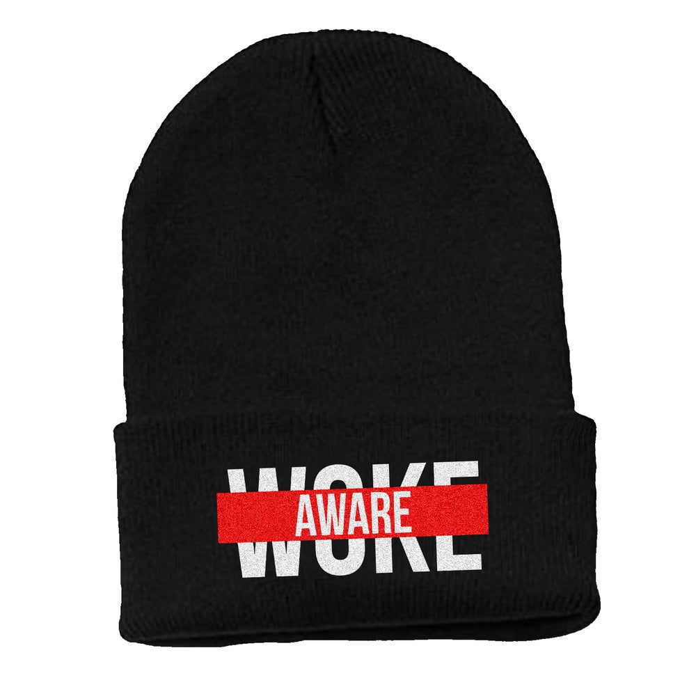 Image of AWARE BEANIE   EXCLUSIVE RELEASE