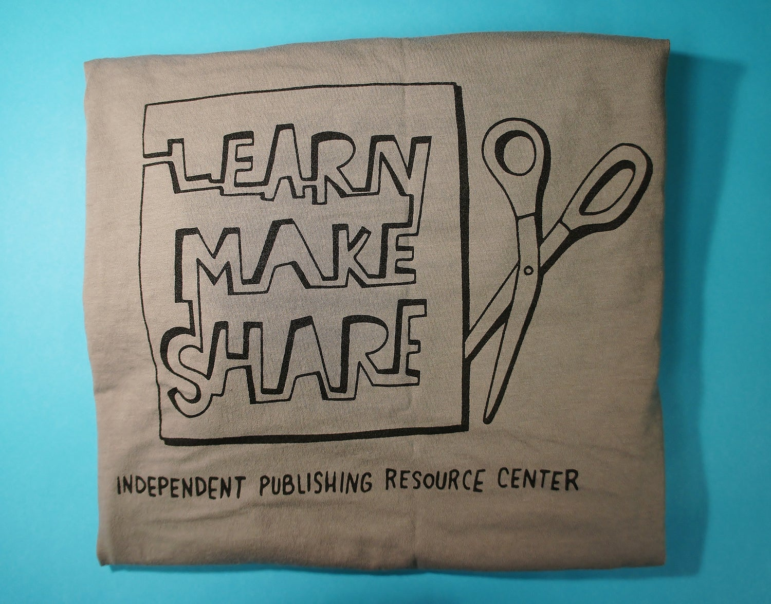 Image of Learn, Make, Share T-Shirt