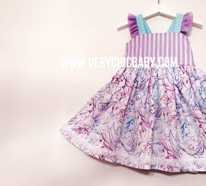 Image of Ariel & Flounder Forever Dress