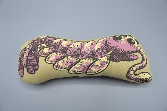 Image of Opabinia pillow
