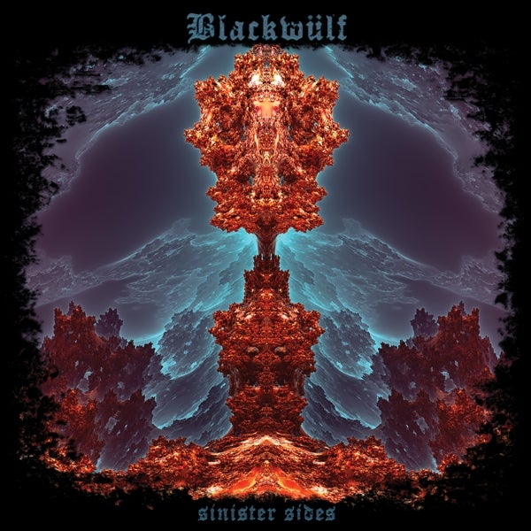 Image of Blackwulf - Sinister Sides CD