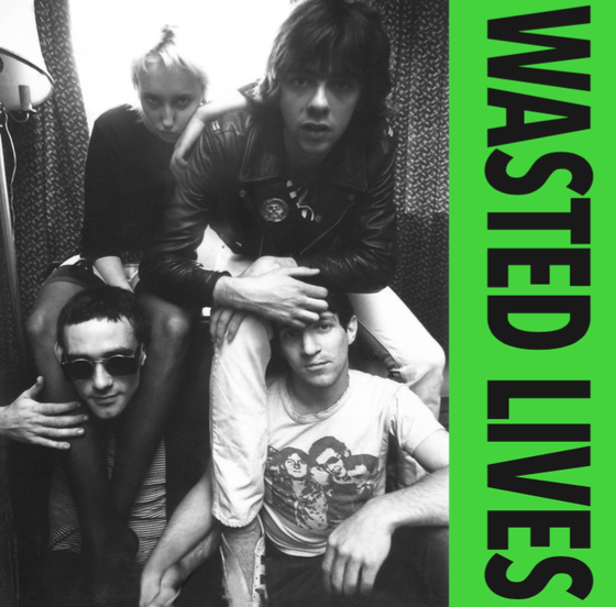 "Image of WASTED LIVES - s/t 7"" EP (1979)"