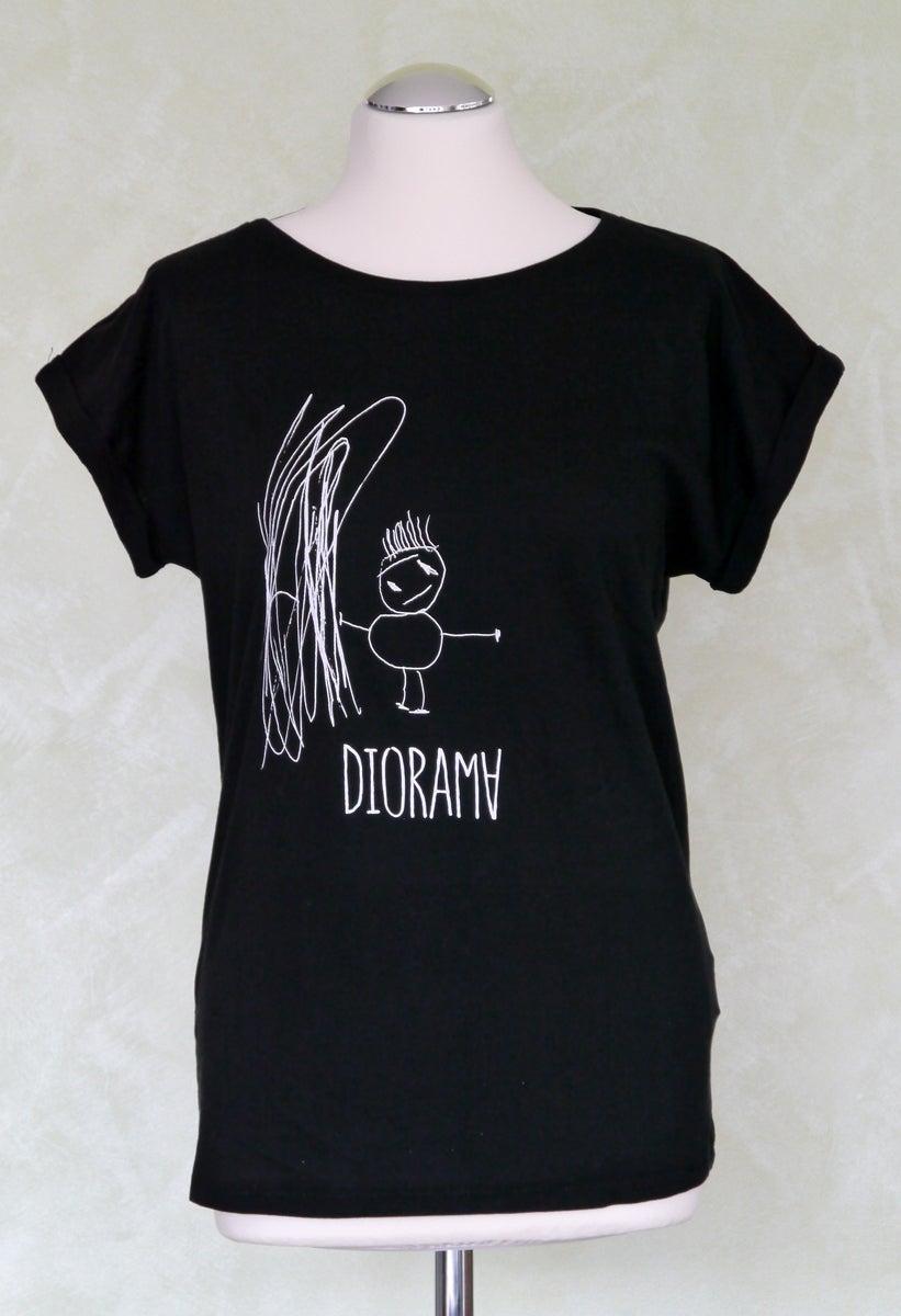 Image of girlie shirt zsa