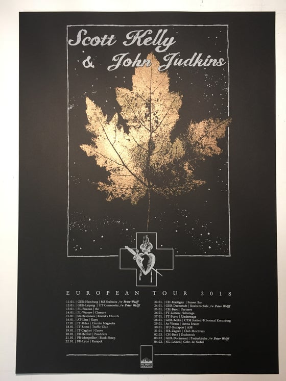 Image of SCOTT KELLY - JOHN JUDKINS European Tour 2018