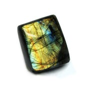 Image of Big Yellow and Blue Labradorite