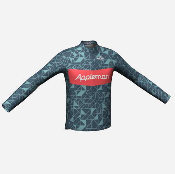 """Image of Long Sleeve """"deco:nu"""" Jersey"""
