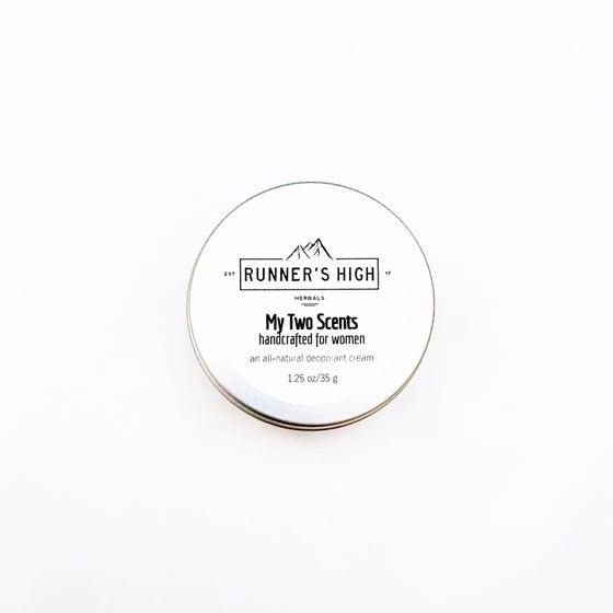 Image of My Two Scents | Deodorant Cream | Women