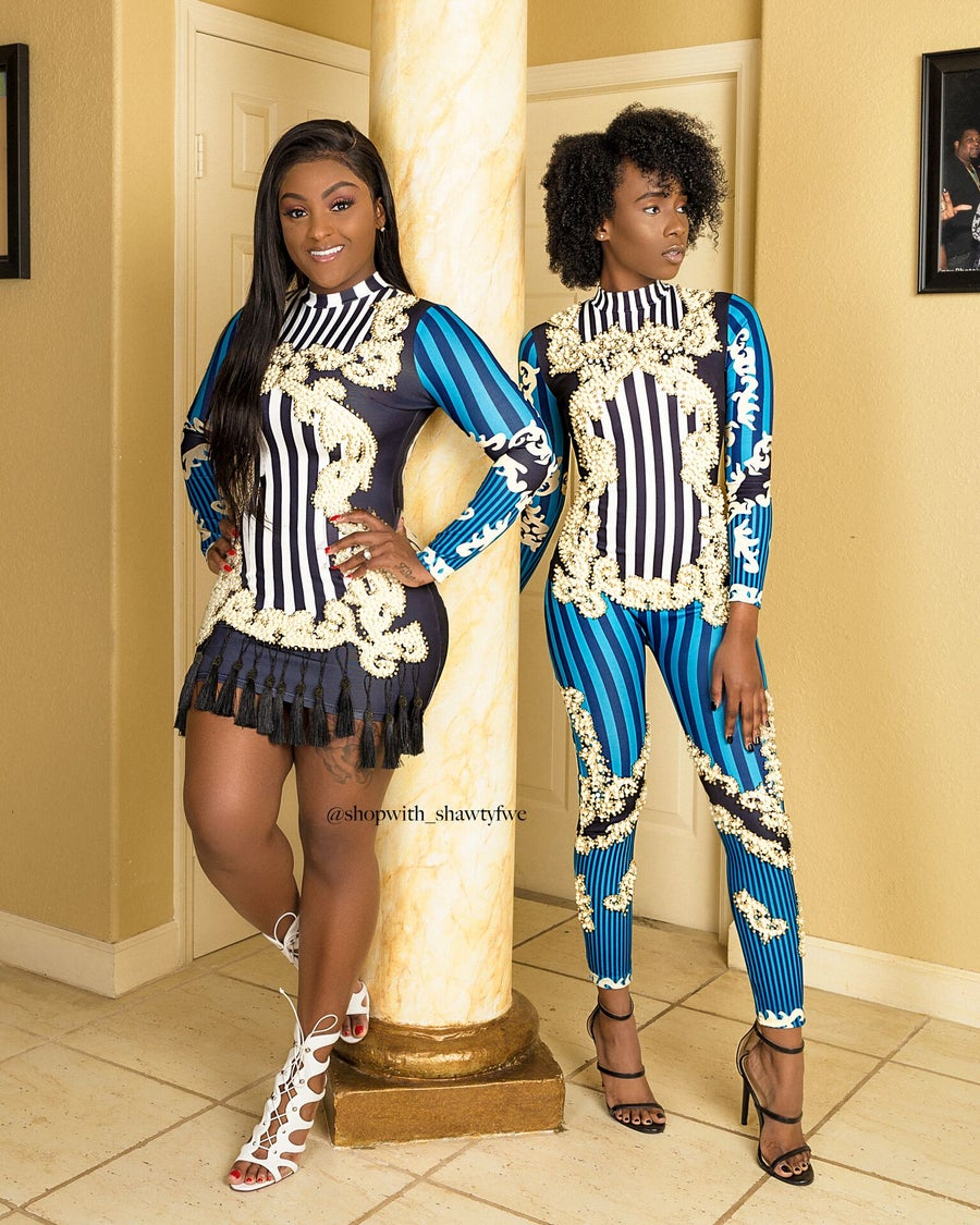 Image of Stripe Duo