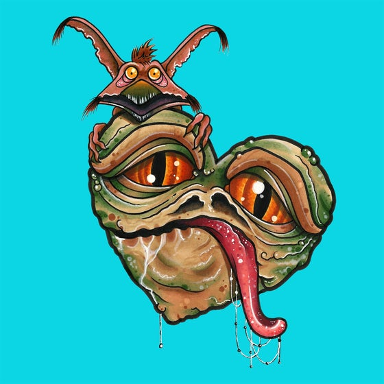"""Image of """"Jabba the Heart"""""""