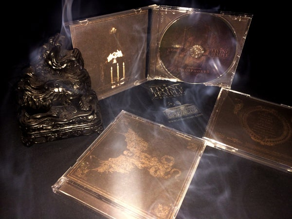 "Image of PYREFICATIVM ""Phosphorvs"" CD"