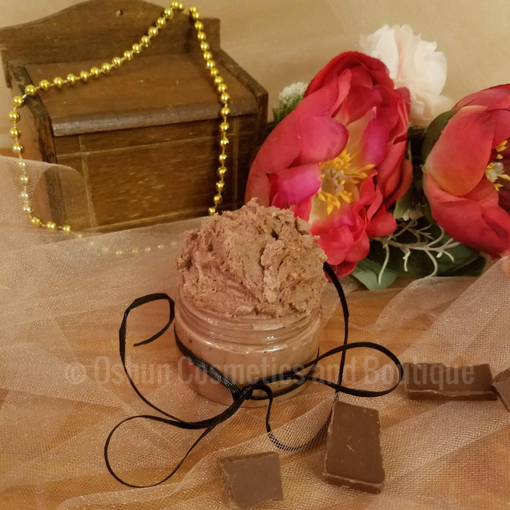 Image of Whipped By Fene' 4oz Chocolate Wasted