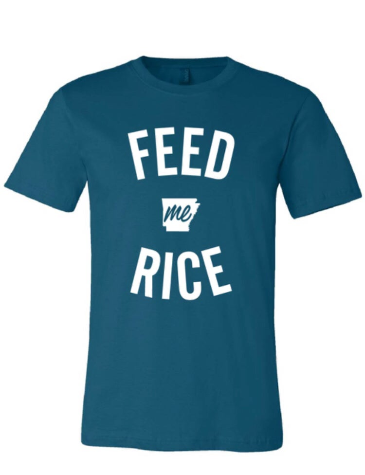Image of T-Shirt - Feed Me Rice