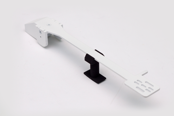 Image of Bihari Tonearm for Vestax Handy Trax - Matte White