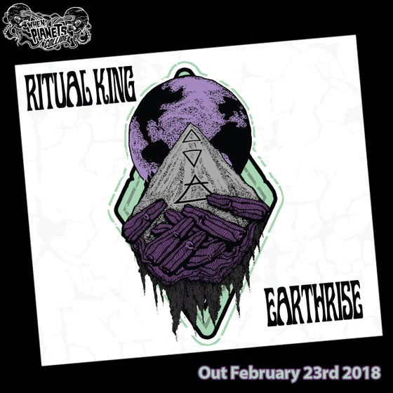 Image of Ritual King - 'Earthrise' CD Digipack
