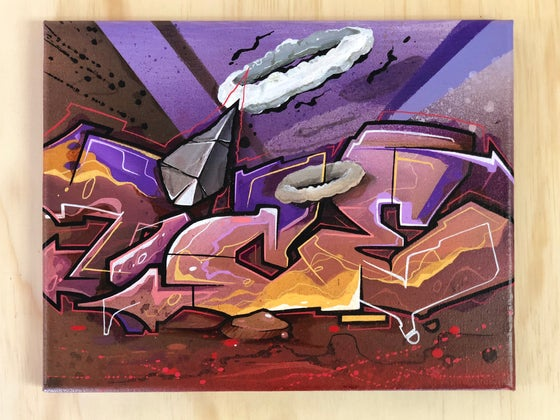 Image of Ticoe Canvas 2