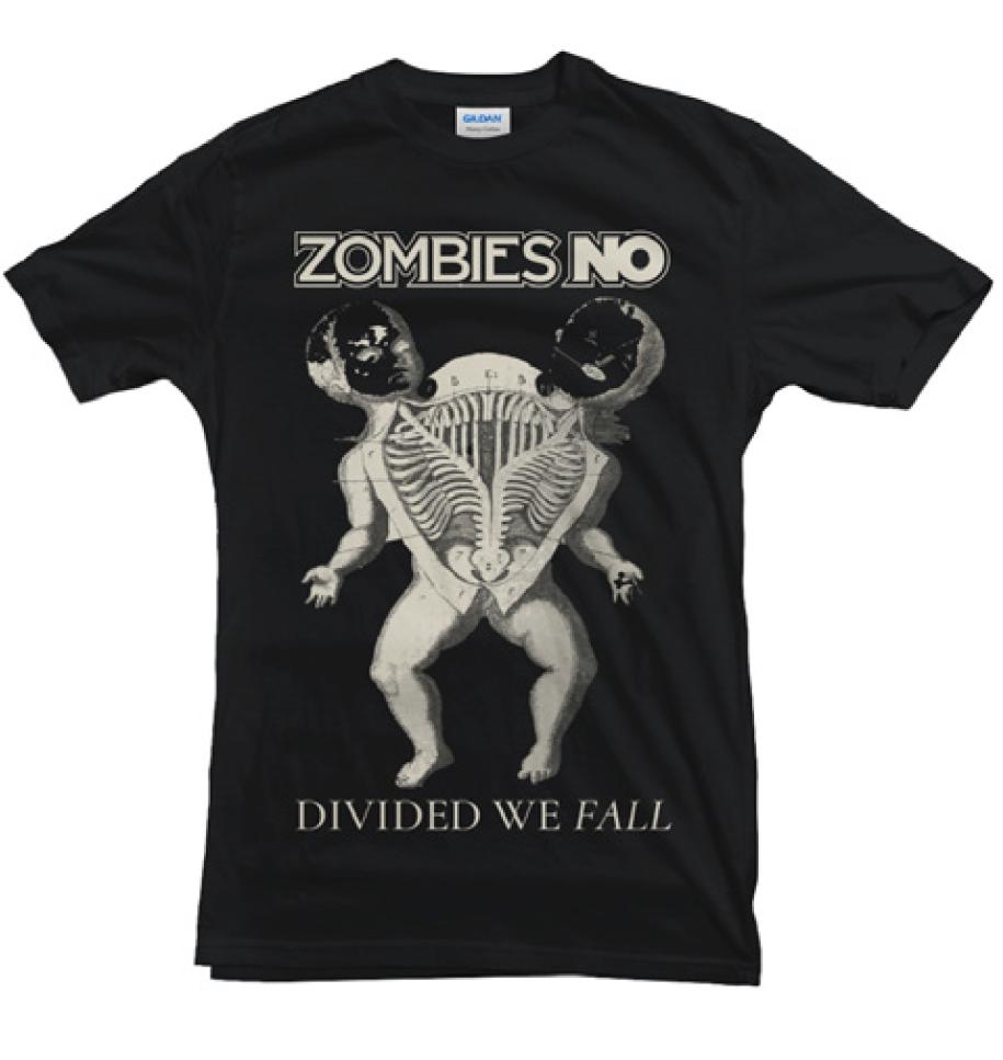 Image of Divided We Fall T-shirt