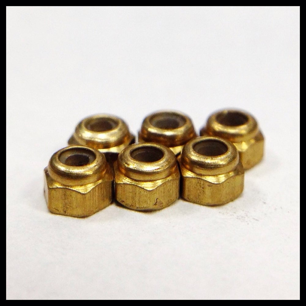Image of Nylock Nuts
