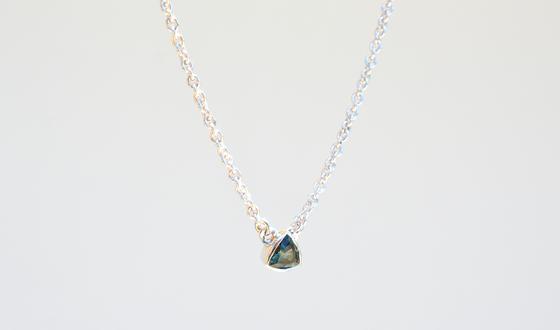 Image of Trilliant pendant
