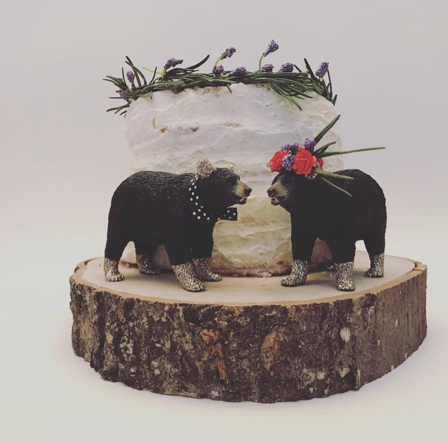 Image of MR & MRS BLACK BEAR