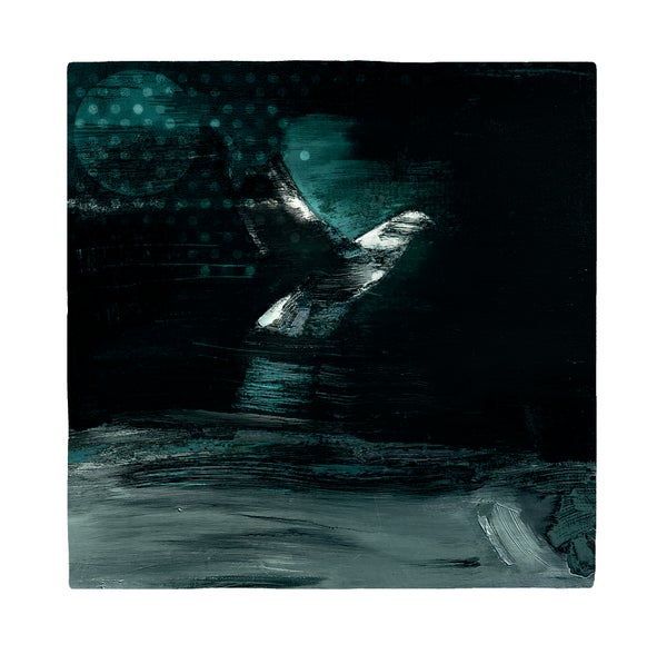 Image of Graphic print / grafisk tryk / 30x30 cm