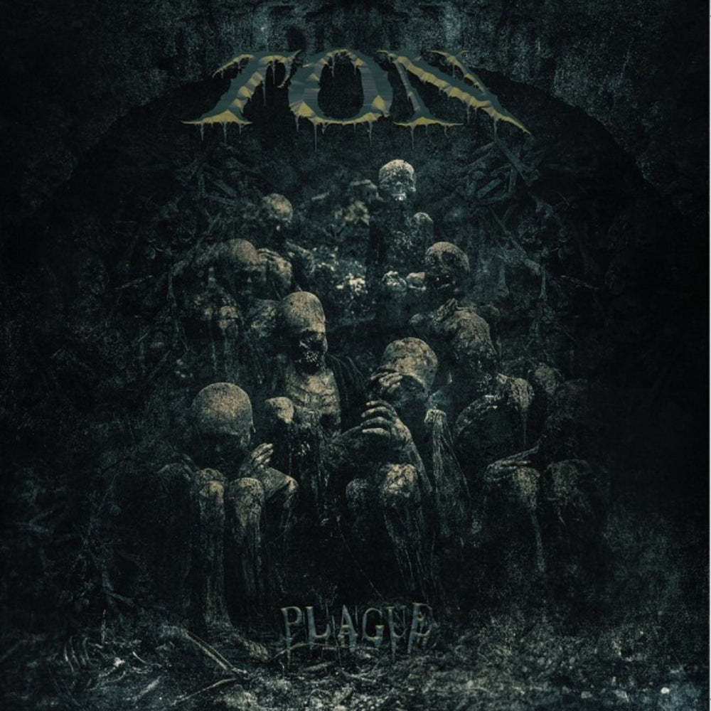 Image of TON - Plague [re-release] CD