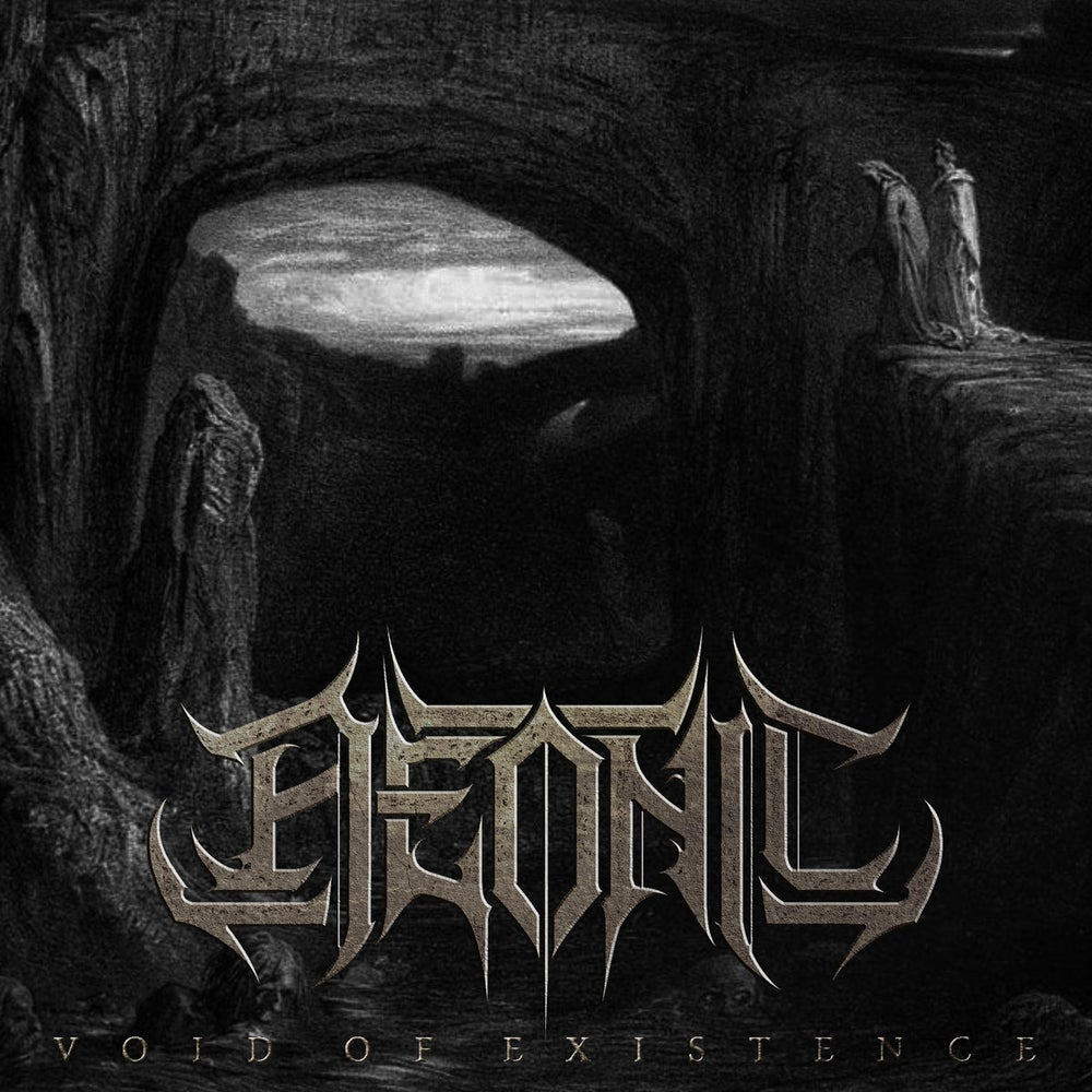 Image of AEONIC - Void Of Existence CD EP