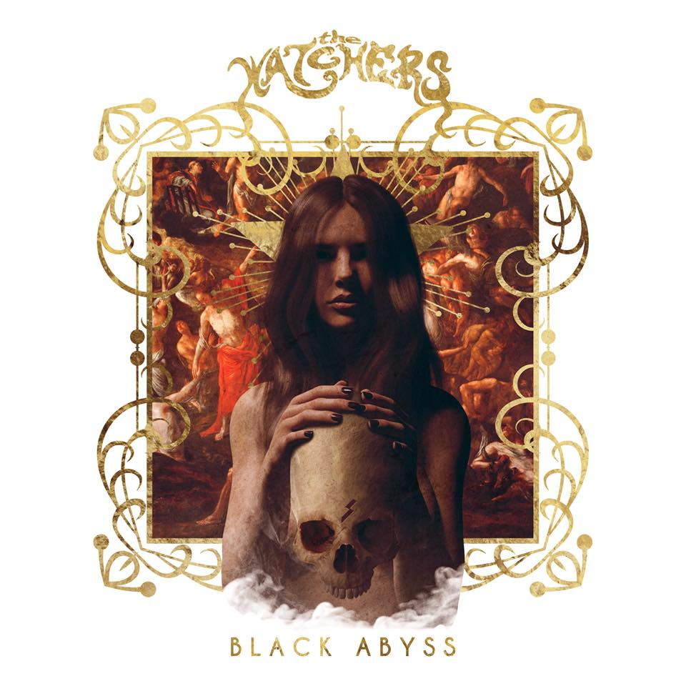 "Image of The Watchers - Black Abyss ""Darkest Night"" Black Vinyl Edition LP"