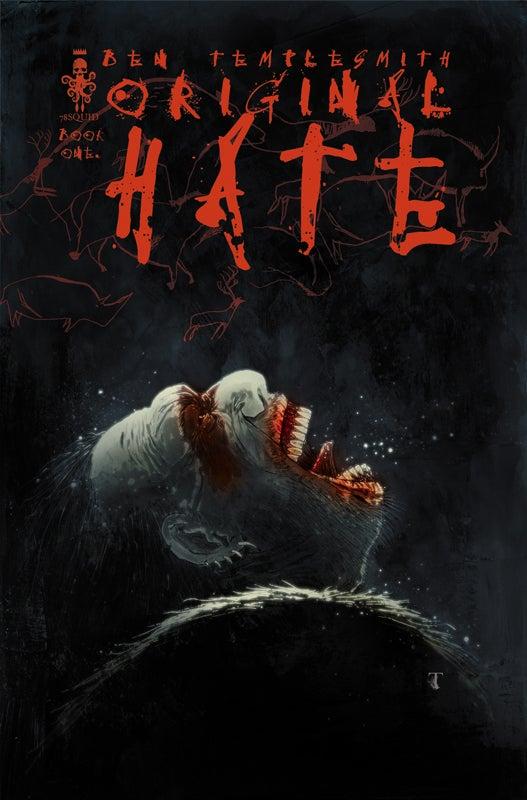 Image of ORIGINAL HATE #1 & STONEPACKS