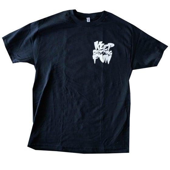 Image of Keep Drifting Fun Aggressive T-Shirt