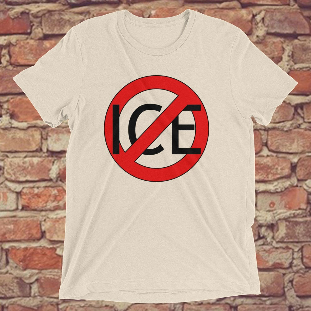 Image of No ICE T-shirt
