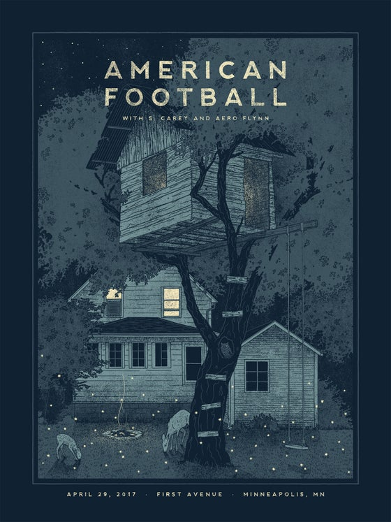 Image of American Football - Minneapolis, MN